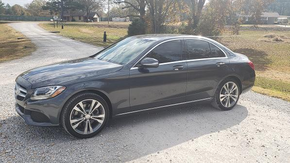 Kennon Sales - 2015 Mercedes Benz C300