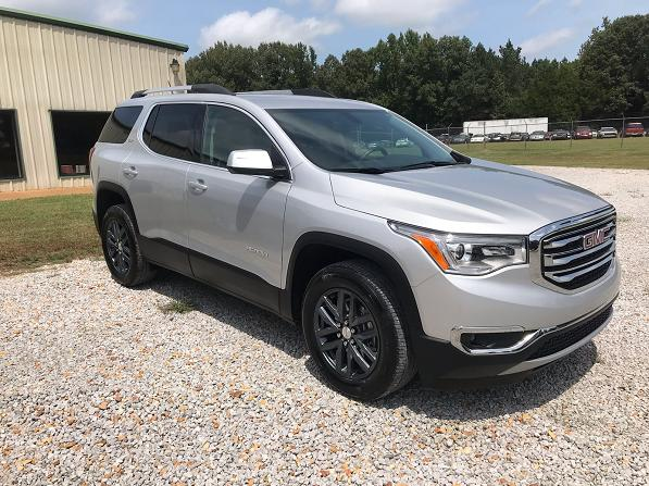 Kennon Sales - 2018 GMC ACADIA