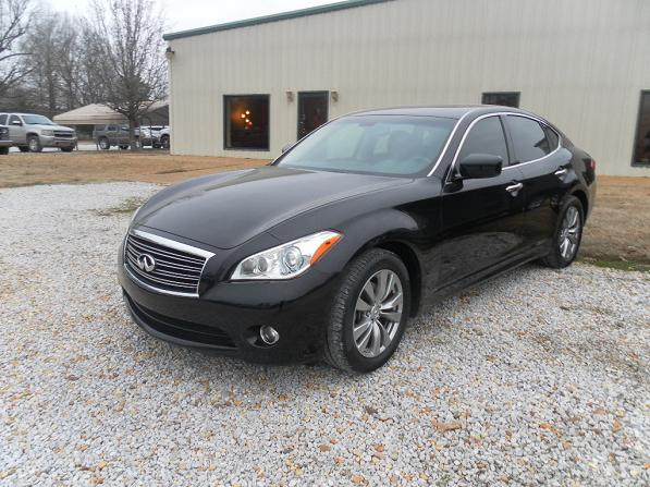 Kennon Sales - 2012 Infiniti M37 Journey