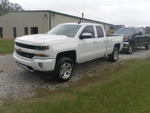 Kennon Sales - 2016 Chevrolet Silverado LT Double Cab Z71