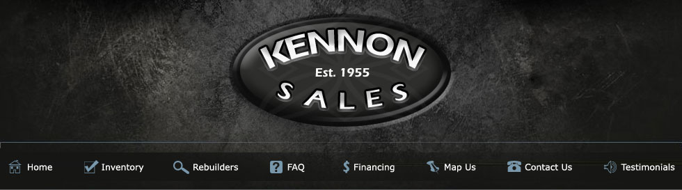 Kennon Auto Sales - New Albany, MS